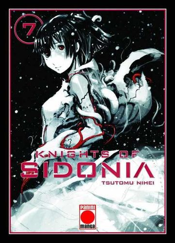Knights of Sidonia Nº7