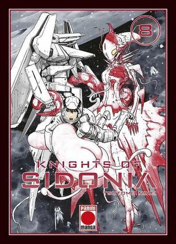 Knights of Sidonia Nº8