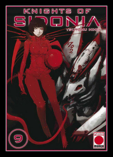Knights of Sidonia Nº9
