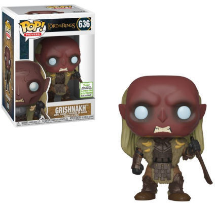 Funko Pop Grishnack Lord of the Rings