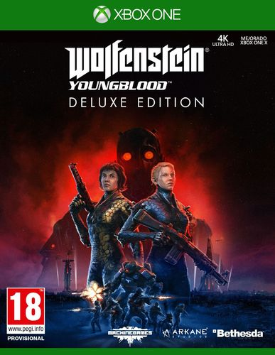 Wolfenstein: Youngblood Edición Deluxe XBOX ONE