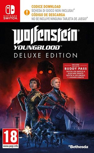 Wolfenstein: Youngblood Edición Deluxe SWITCH