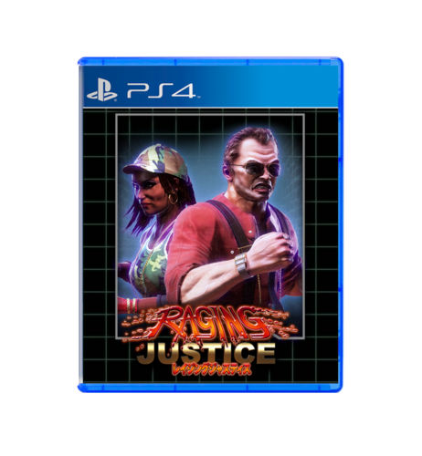 Raging Justice PS4
