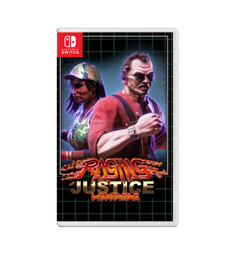 Raging Justice SWITCH