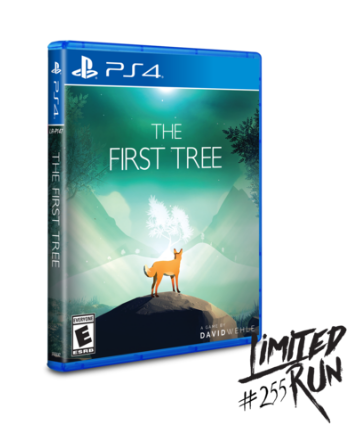 The First Tree PS4