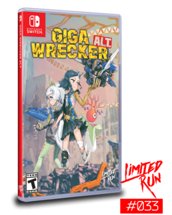 Giga Wrecker SWITCH