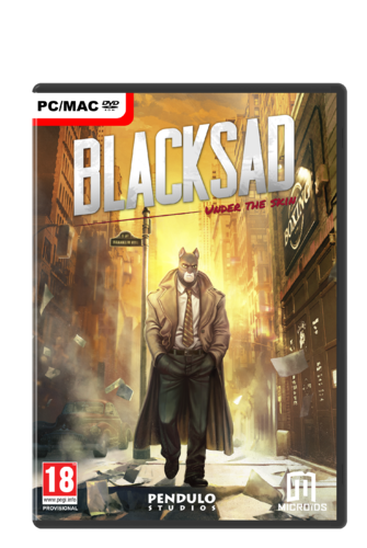 Blacksad: Under the Skin Limited Edition PC