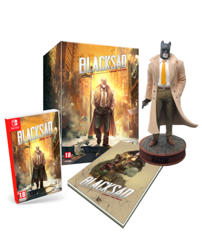 Blacksad: Under the Skin Collector Edition SWITCH