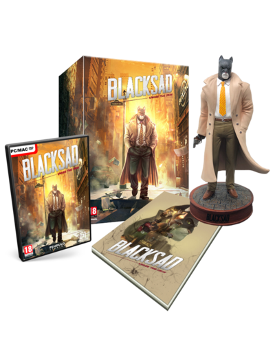 Blacksad: Under the Skin Collector Edition PC