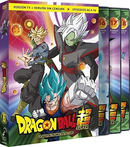 Dragon Ball Super Volumen 6 DVD