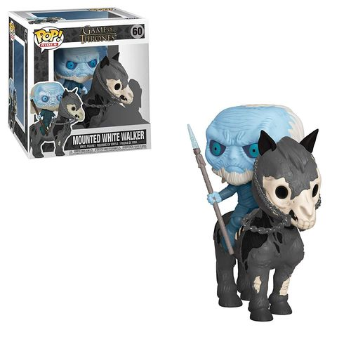 Funko Pop Mounted White Walker Game of Thrones