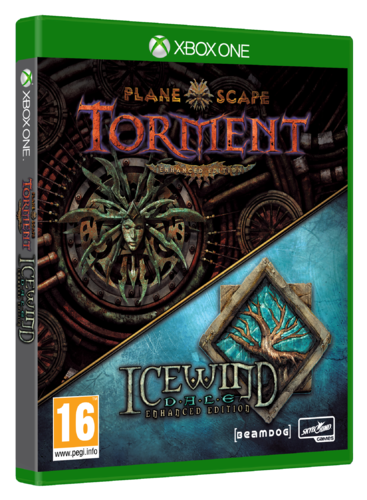 Planetscape Torment + Icewind Dale Enhanced Edition XBOX ONE
