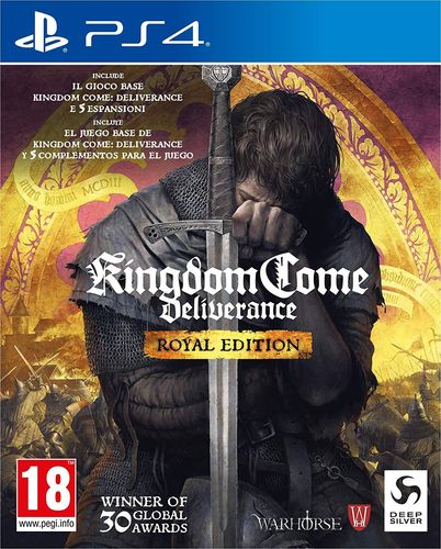Kingdom Come: Deliverance Royal Edition PS4