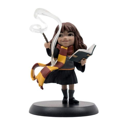 Figura Hermione Grenger First Spell 10cm Q-Fig