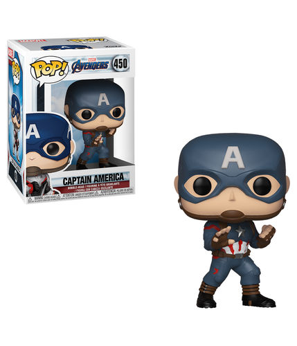 Funko Pop Capitan America Special End Game 464