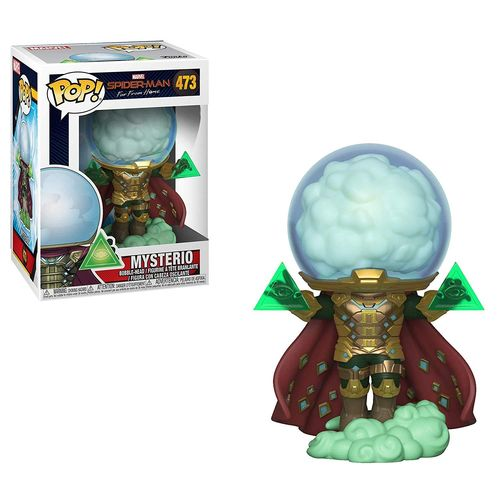 Funko Pop Mysterio Spiderman Far From Home