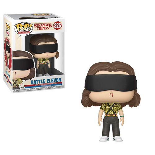 Funko Pop Battle Eleven Stranger Things 826
