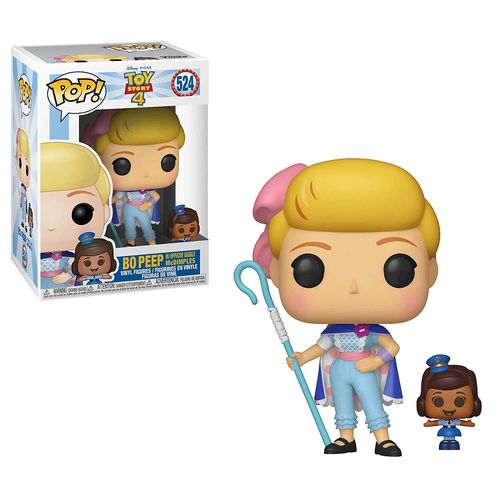 Funko Pop Bo Peep with Officer Giggle McDimples
