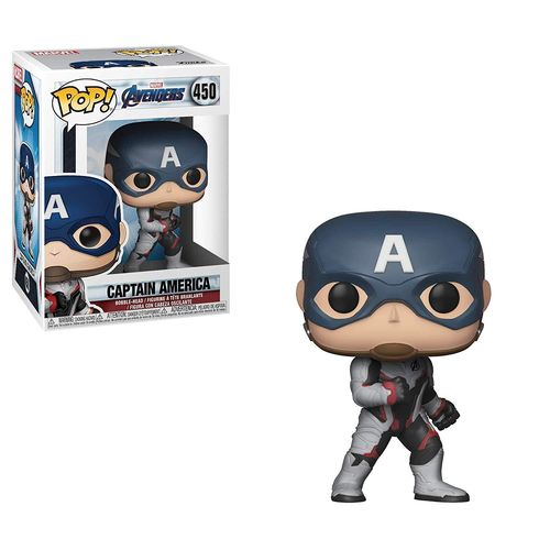 Funko Pop Captain America Endgame 450
