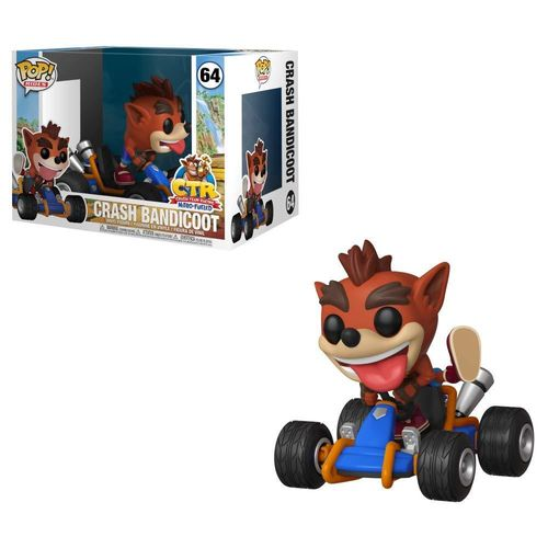 Funko Pop Crash Bandicoot CTR 64