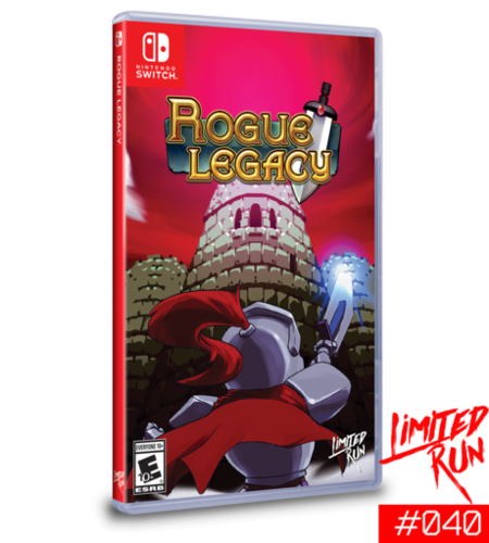 RESERVA Rogue Legacy SWITCH