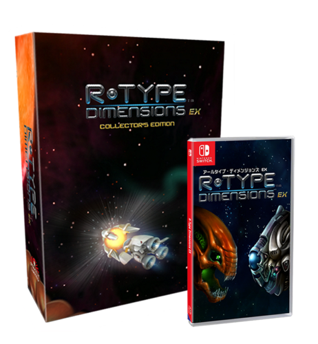 R-Type Dimension Collectors Edition SWITCH