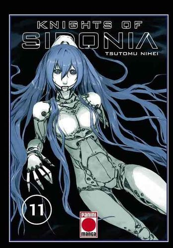 Knights of Sidonia Nº11