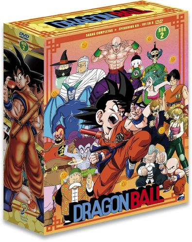 Dragon Ball Nueva Edicion Box 2 DVD