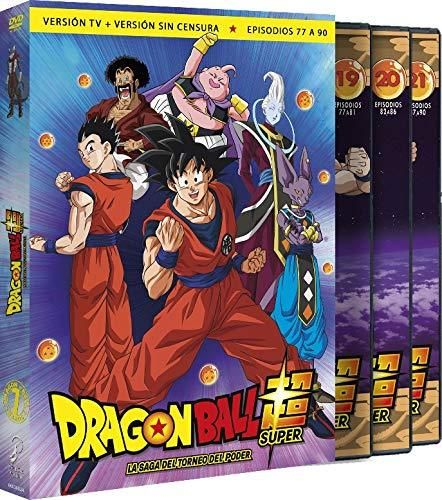 Dragon Ball Super Volumen 7 DVD