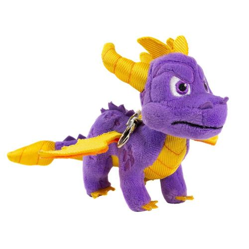 Llavero Spyro the Dragon Peluche