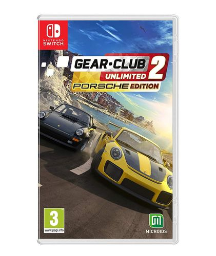 Gear Club Unlimited 2 Edición Porsche SWITCH