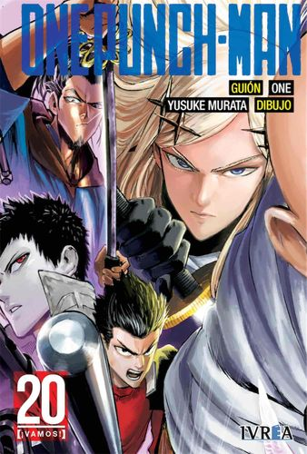 One Punch Man Nº20
