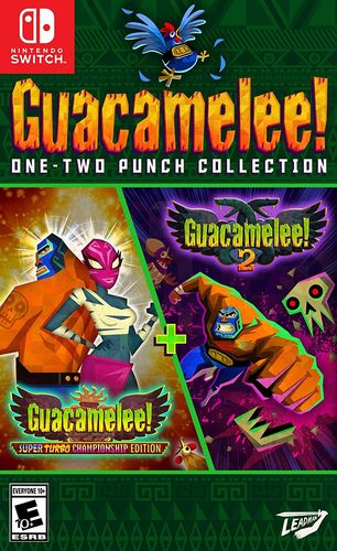 Guacamelee 1+2 SWITCH