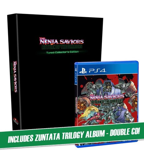 The Ninja Saviors: Return of the Warriors Tuned Collectors Edition PS4