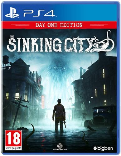 The Sinking City PS4