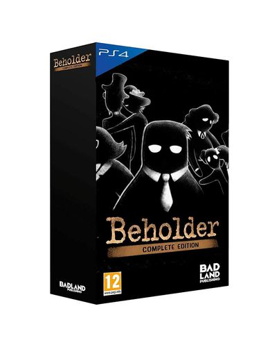 Beholder Collectors Edition PS4