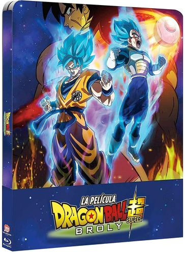 Dragon Ball Super Broly Steelbook BR