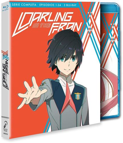 Darling in the Franxx Serie Completa BR