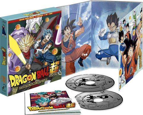 Dragon Ball Super Volumen 5 BR