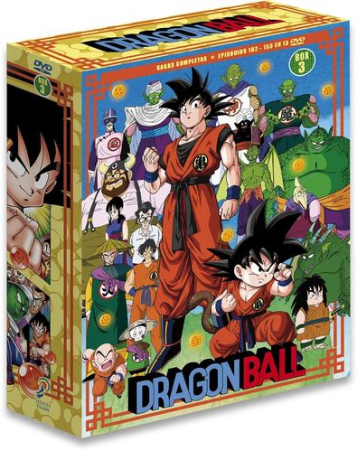 Dragon Ball Nueva Edicion Box 3 DVD