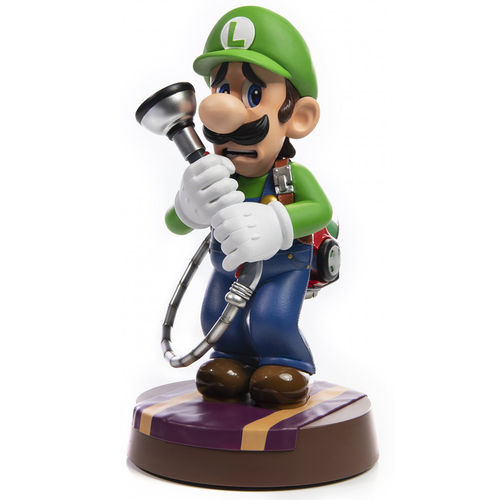 Figura Luigi Luigis Mansions 3 First 4 Figures