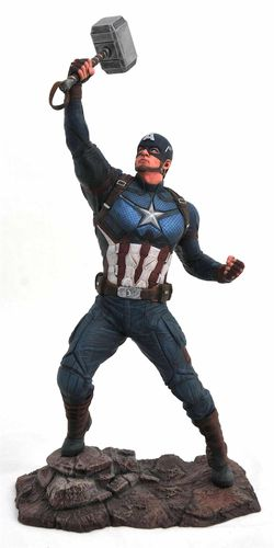 Figura Capitan America With Gauntlet Gallery