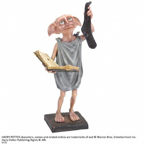 Figura Dobby Hand Painted 25cm Noble Collection
