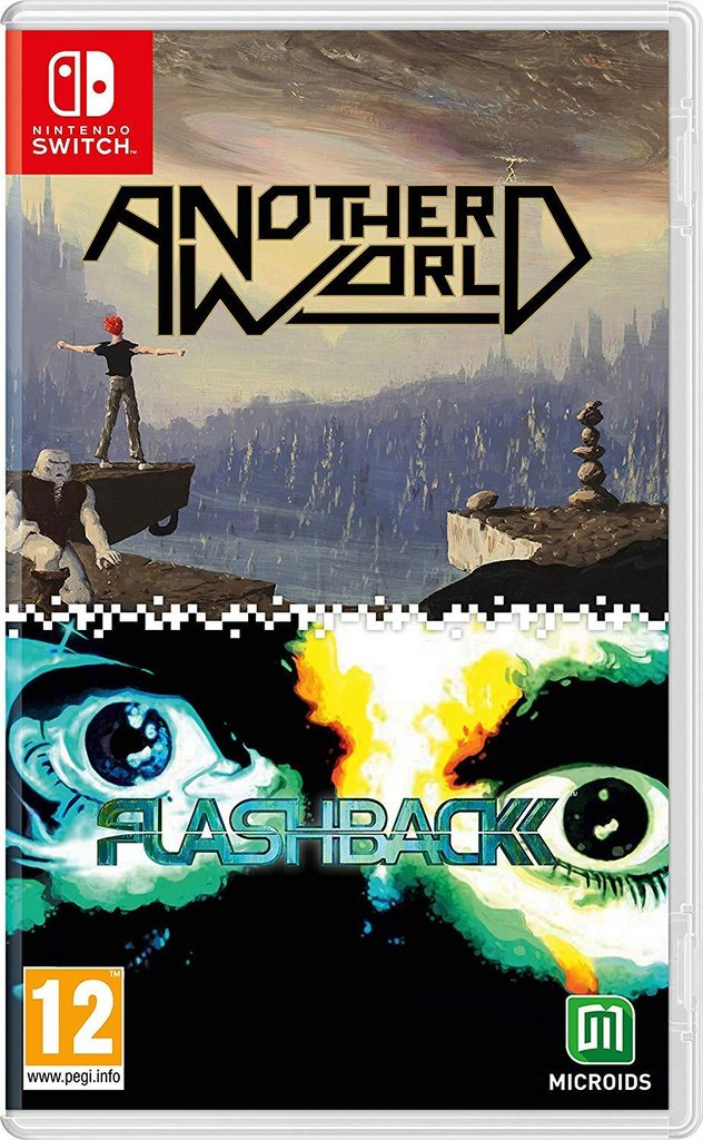 Another World + Flashback SWITCH