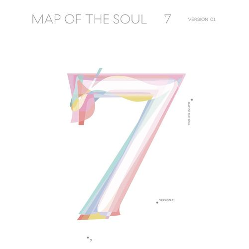 BTS Map of the Soul: Seven  CD + Libreto V01