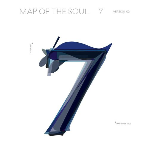 BTS Map of the Soul: Seven  CD + Libreto V02