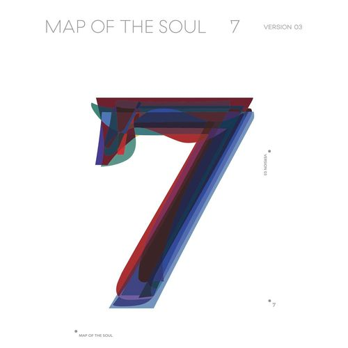 BTS Map of the Soul: Seven  CD + Libreto V03