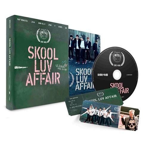 BTS Skool Luv Affair [2nd Mini Album]