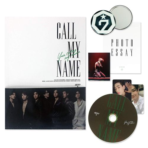 GOT7  Call my Name [B VER]