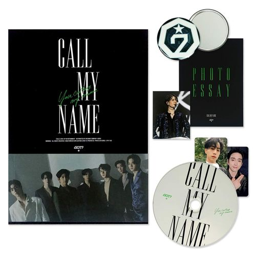 GOT7  Call my Name [C VER]